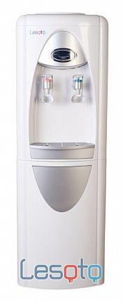 Кулер для воды LESOTO 444 LD white-silver